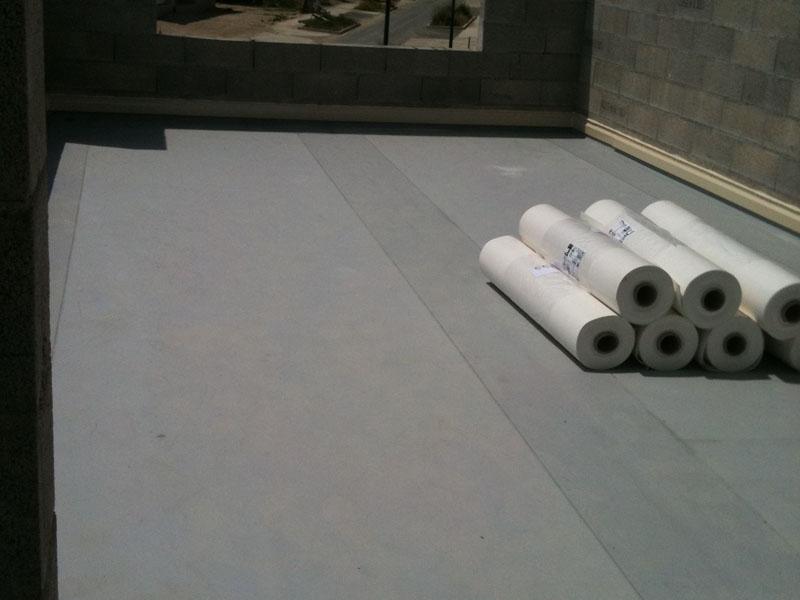 Etanchéité membrane PVC